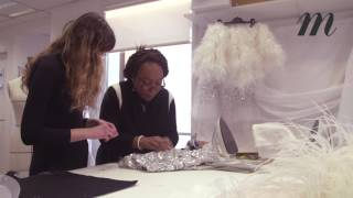 Download Chanel haute couture : les secrets de fabrication de la robe miroir portée par Kendall Jenner Video