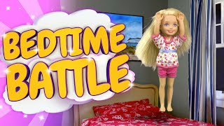 Download Barbie - Bedtime Battle | Ep.46 Video