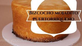Download Como Hacer un Bizcocho Mojadito Puertorriqueño//Boricua Cake Diorizella Events and Crafts Video