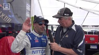 Download IndyCar: Tony Kanaan on Fernando Alonso at the Indy 500 Video