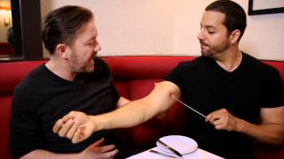 Download David Blaine: ″Real or Magic″ - Ricky Gervais Video
