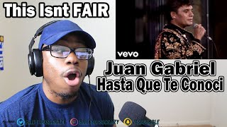 Download Juan Gabriel - Hasta Que Te Conocí REACTION! THIS MAN GOT SOMEBODY PREGNANT IN THE AUDIENCE LMAO Video