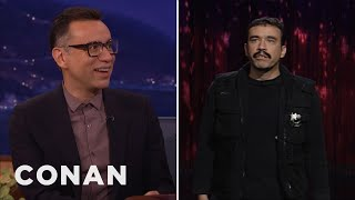 Download Fred Armisen Remembers His ″Late Night″ Stand-Up Set - CONAN on TBS Video