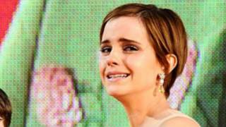 Download Emma Watson's Thank You Speech -Deathly Hallows Pt 2 World Premiere Video