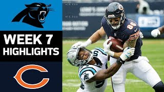 Download Panthers vs. Bears | NFL Week 7 Game Highlights Video