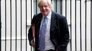 Download Boris Johnson suggests UK needs to act like Trump on Brexit Video