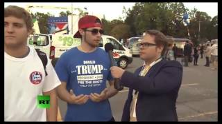 Download WEB EXCLUSIVE: Trump Supporters Epic Fail Video
