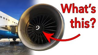 Download What is that SPIRAL in the Jet Engine? Video
