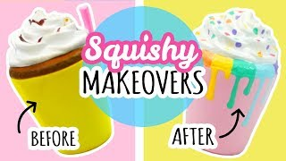 Download 5 Squishy Makeovers   Re-Decorating Cheap Squishies Video
