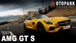 Download Mercedes AMG GT S | TEST Video