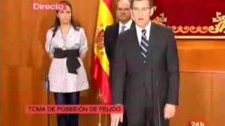 Download Alberto Núñez Feijóo promete su cargo como presidente de la Xunta de Galicia Video