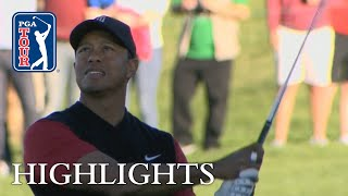 Download Tiger Woods' extended highlights | Round 4 | Farmers Video