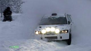 Download Arctic Lapland Rally 2016 / Rovaniemi Video