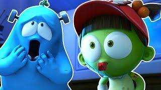 Download Spookiz | NEW Season 3 - Monster Diet | 스푸키즈 | Zombie Cartoon for Kids Video
