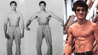 Download Bruce Lee Workout and Insane Training Video