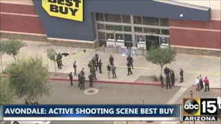 Download Shooting at Best Buy in Avondale Video
