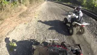 Download Atv Police Chase (HILARIOUS) Video
