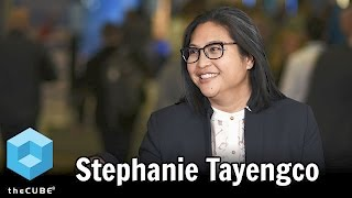 Download Stephanie Tayengco, Logicworks - AWS re:Invent 2016 - #reInvent - #theCUBE Video