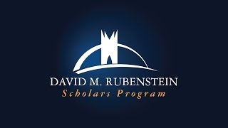 Download Rubenstein Scholars Program Video