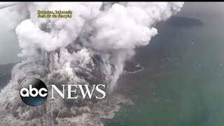 Download Deadly tsunami struck Indonesia without warning Video