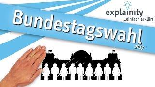 Download Bundestagswahl 2017 einfach erklärt (explainity® Erklärvideo) Video
