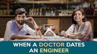 Download When A Doctor Dates An Engineer | Ft. Nikhil Vijay & Shreya Gupto | RVCJ Video
