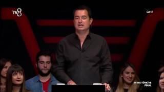 Download Acun Ilıcalı ve Murat Boz'un Tanışma Hikayesi - 2017 O Ses Türkiye Final Video