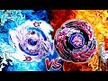 EPIC BATTLE: Lost Luinor .9.Sp VS L-Drago Destroy F:S - LUI VS RYUGA |Beyblade Burst VS Metal Fury