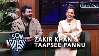 Download Son Of Abish feat. Zakir Khan & Taapsee Pannu Video