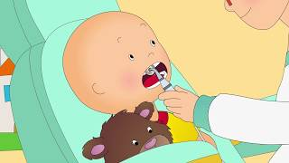 Download Caillou At the Dentist | Fun for Kids | Videos for Toddlers | Family Fun | Full Episode Video