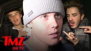 Download Justin Bieber Is A Lethal Weapon, Just Watch Him Punch A Fan | TMZ TV Video