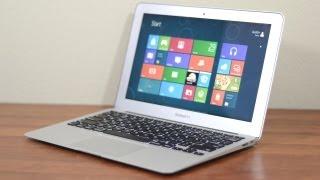 Download Windows 8 on MacBook Air Video