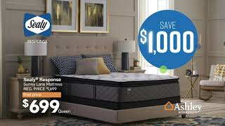 Download 2019 Columbus Day Mattress Sale - Ashley HomeStore Video