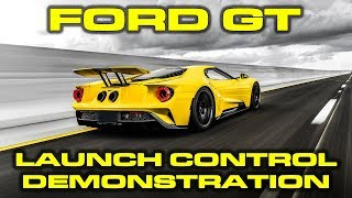 Download Launch Control and 0-60 MPH VBOX Dragy Testing on the new 2018 Ford GT Video
