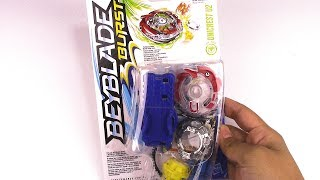 Download UNICREST U2 Starter Pack Unboxing & Review!! Beyblade Burst by Hasbro Video