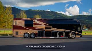 Download Flawless Artistry in a Luxury RV: Marathon Show Coach #1293 Video