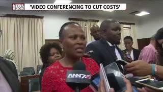 Download Busisiwe Mkhwebane speaks on State capture report, spy allegations Video