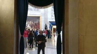 Download Right Side in the Senate Dome Video