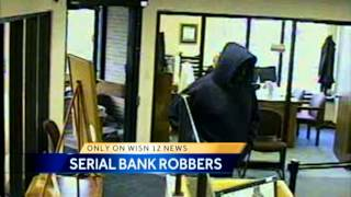Download FBI investigating recent bank, credit union robberies Video