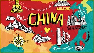 Download CHINA: North vs. South Video