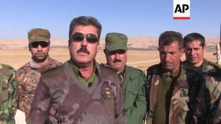 Download Peshmerga liberate villages, move toward Mosul Video