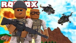 Download 2 PLAYER MILITARY TYCOON IN ROBLOX Video