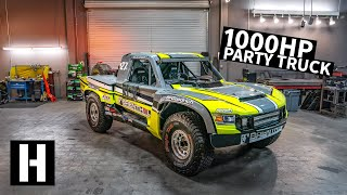 Download The Ultimate Desert Racing Truck... That You Can Buy! Video