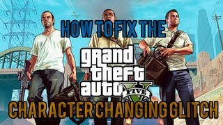 Download GTA V - How to fix 'Can't change character' Glitch - Online Problem Video