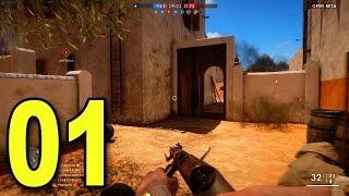Download Battlefield 1 Multiplayer - Part 1 - CONQUEST! (Beta Gameplay) Video