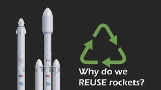 Download Why does SpaceX reuse its rockets? Video