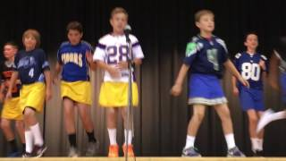Download Mash Up Dance, Talent Show 2016, 5th Grade Video