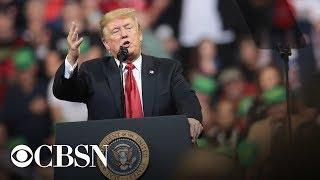 Download Live stream: President Trump hosts 'MAGA' rally tonight in Missoula, Montana Video