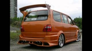 Download Elegant modification Toyota Kijang LGX Recent Capsules Video