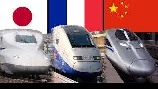 Download Top 11 Countries with Fastest Operating Speed Trains Video